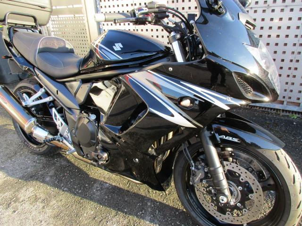 Suzuki GSX 750 AE - Gebrauchte Motorräder - Motorradgarage
